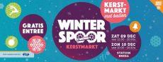 Winterspoor Kerstmarkt Breda